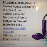 Commercial office and residential cleaning.