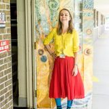 Art Teacher Background and Photographer who loves working with kids!