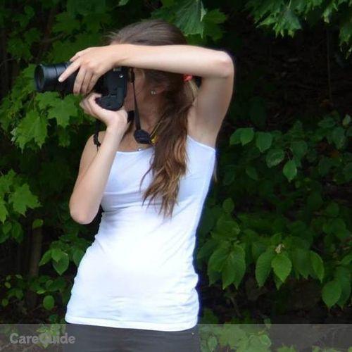 Canadian Nanny Provider Amelie Cadorette's Profile Picture