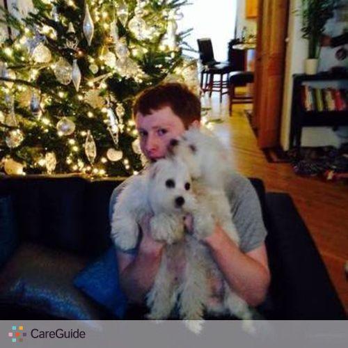 Pet Care Provider Jake Garland's Profile Picture
