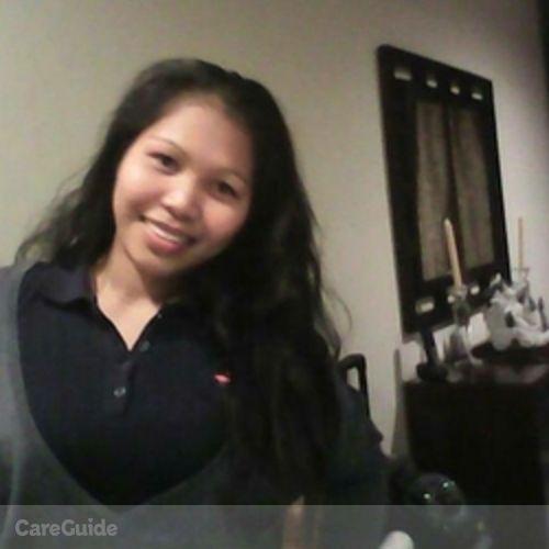 Canadian Nanny Provider Susan Ramirez's Profile Picture