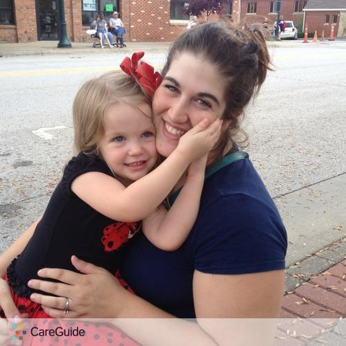 Child Care Provider Whitney S's Profile Picture