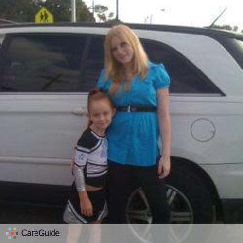 Child Care Provider Kymberli W's Profile Picture