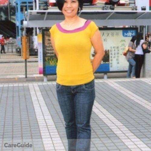 Canadian Nanny Provider Editha Nedia's Profile Picture