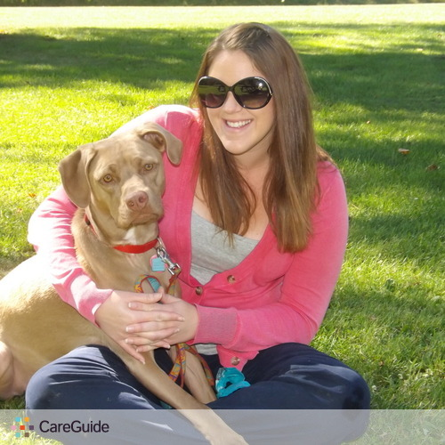 Pet Care Provider kristine kenerson's Profile Picture