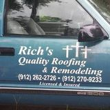 Richs Quality Roofing and remodeling