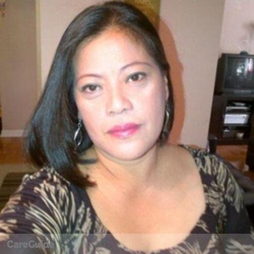 Canadian Nanny Provider Wilma Glore's Profile Picture