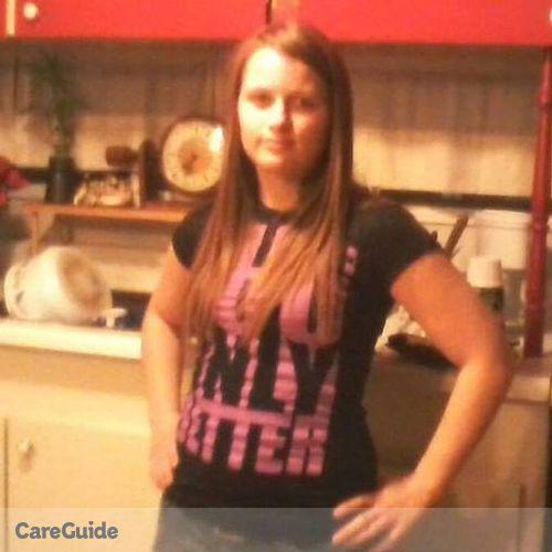 Child Care Provider Aubrey G's Profile Picture