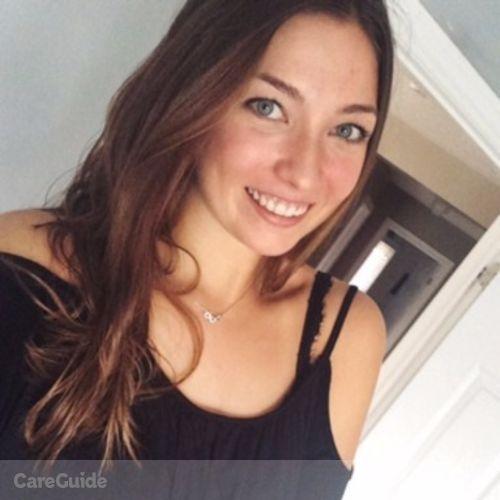 Canadian Nanny Provider Nicole Addison's Profile Picture