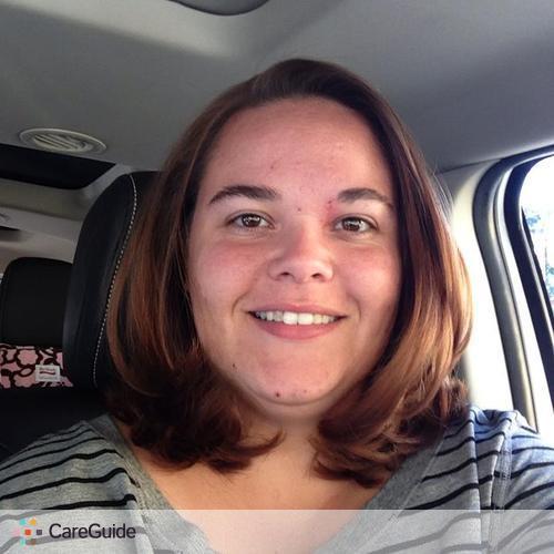 Child Care Provider Kailen K's Profile Picture