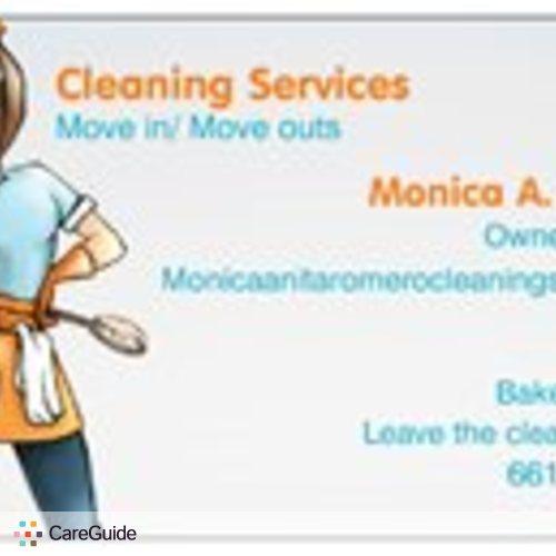 Housekeeper Provider Monica Romero's Profile Picture