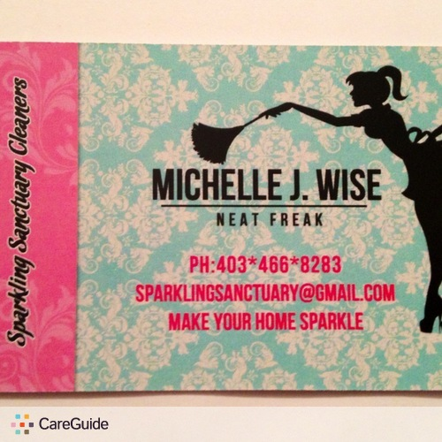 Housekeeper Provider Michelle Wise's Profile Picture