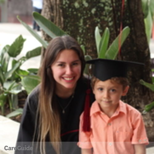 Canadian Nanny Provider Vanesa Carabez's Profile Picture