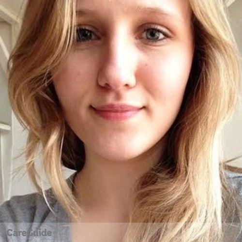 Canadian Nanny Provider Cecile Vimond's Profile Picture