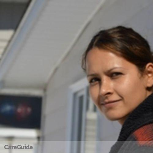 Canadian Nanny Provider Claudia Martinez's Profile Picture