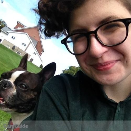 Canadian Nanny Provider Jemima H's Profile Picture