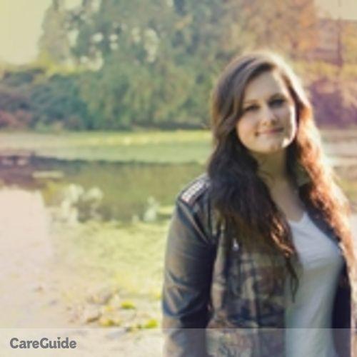 Canadian Nanny Provider Alanna Higgs's Profile Picture