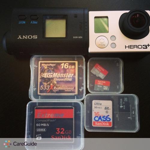 Videographer Provider Caciano D's Profile Picture
