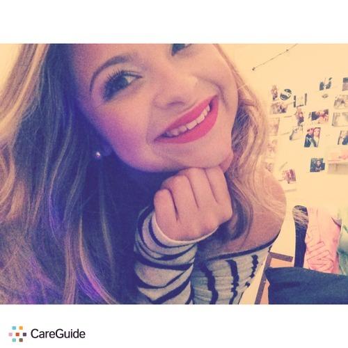 Child Care Provider Breanna Sanchez's Profile Picture