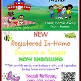 Daycare Provider in Sanger