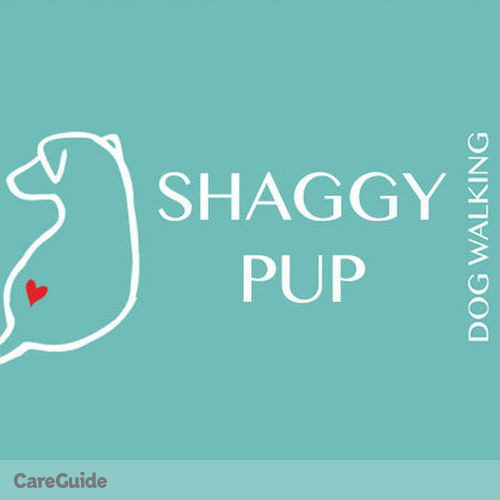 Pet Care Provider Shaggy Pup Dog Walking's Profile Picture