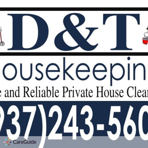 Housekeeper Provider Dakota B's Profile Picture