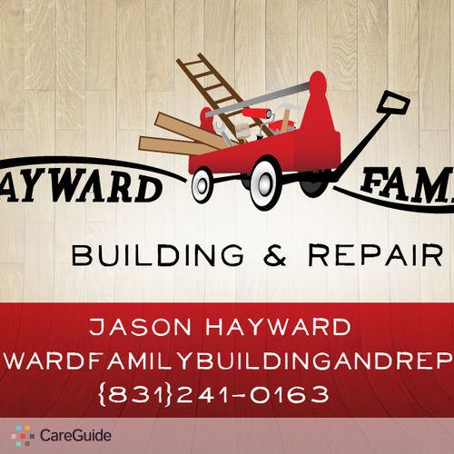 Handyman Provider Jason Hayward's Profile Picture
