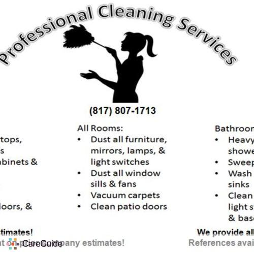 Housekeeper Provider Professional Cleaning S's Profile Picture