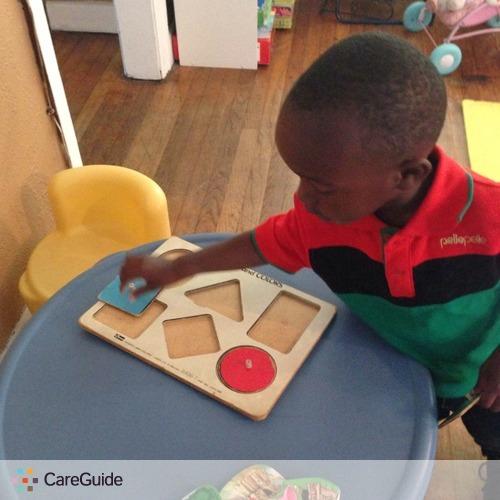 Child Care Provider Wanda D's Profile Picture