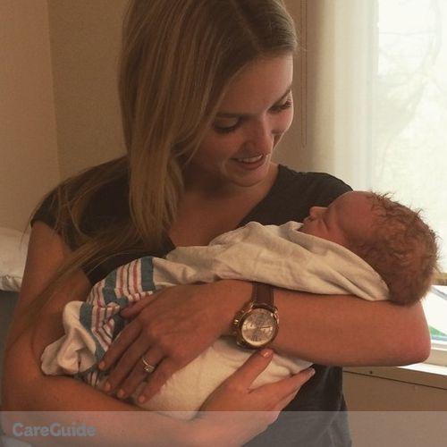 Canadian Nanny Provider Victoria Totten's Profile Picture