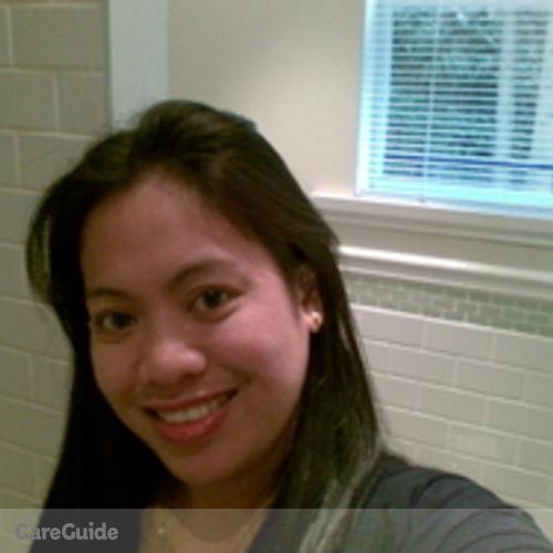 Canadian Nanny Provider Sonia Villarin's Profile Picture