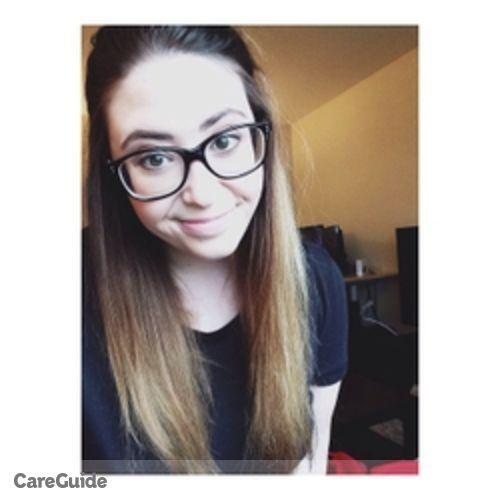 Canadian Nanny Provider Jena Drysdale's Profile Picture