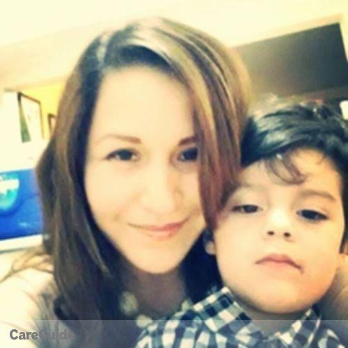 Canadian Nanny Provider Samanta Rivera's Profile Picture