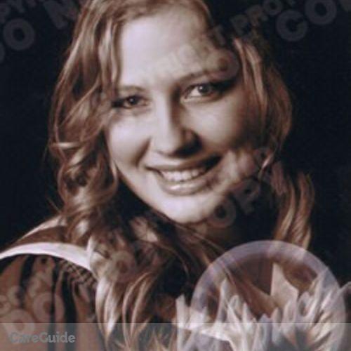Canadian Nanny Provider Grace F's Profile Picture