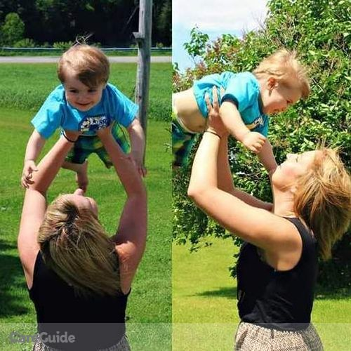 Canadian Nanny Provider Hannah B's Profile Picture