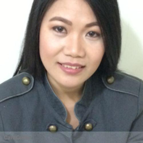 Canadian Nanny Provider Ma. Luz O's Profile Picture