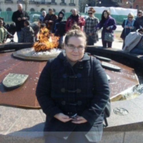 Canadian Nanny Provider Victoria Shepherd's Profile Picture