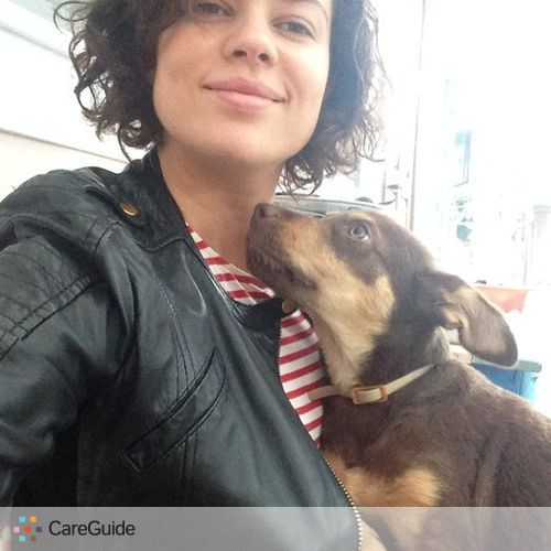 Pet Care Provider Irina Kruglova's Profile Picture