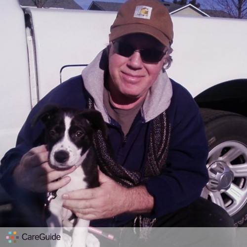 Pet Care Provider Ron Parrish's Profile Picture
