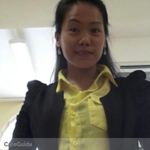 Canadian Nanny Provider Michelle Pascual's Profile Picture