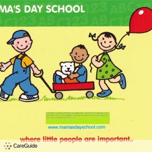 Child Care Provider Mama's Day School's Profile Picture