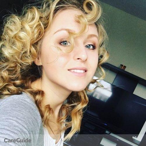 Canadian Nanny Provider Daria Surina's Profile Picture