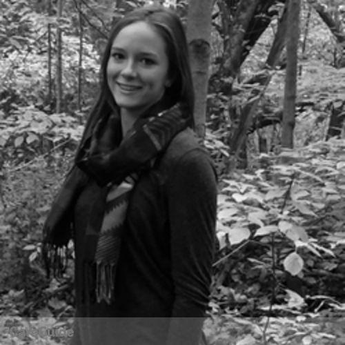 Canadian Nanny Provider Sarah Charnock's Profile Picture