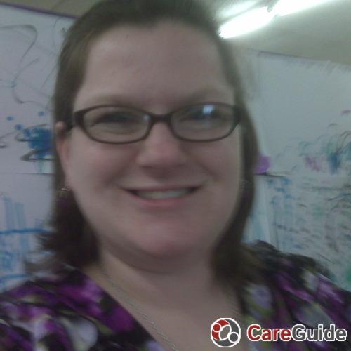 Child Care Provider Amanda Sharp's Profile Picture