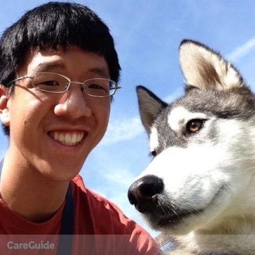 Pet Care Provider Leo Lin's Profile Picture