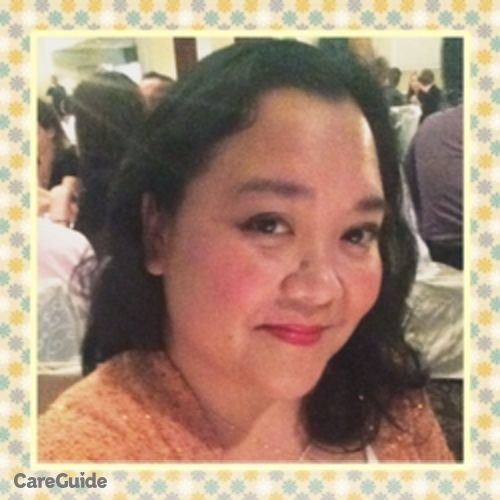Canadian Nanny Provider Eloisa d's Profile Picture