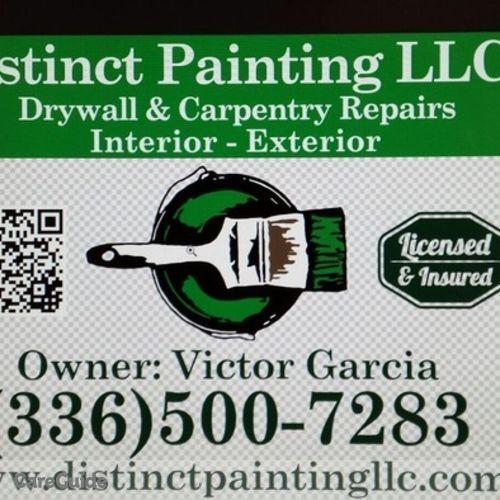 Painter Provider Distinct Painting Llc.'s Profile Picture