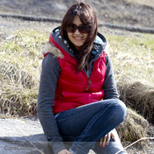 Canadian Nanny Provider Maria Del Pilar L's Profile Picture