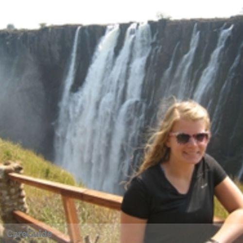 Canadian Nanny Provider Helaina Johnson's Profile Picture