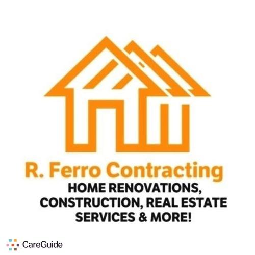 Painter Provider R. Ferro Contracting's Profile Picture